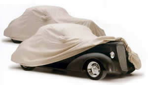 Dustop Car Cover - 1936 Chevy